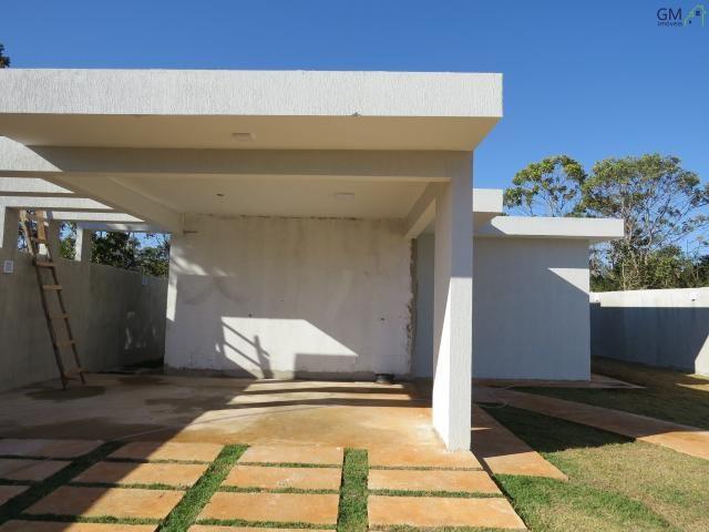 Casa a venda / condomínio alto da boa vista / 03 quartos / porcelanato / aceita casa de me - Foto 3