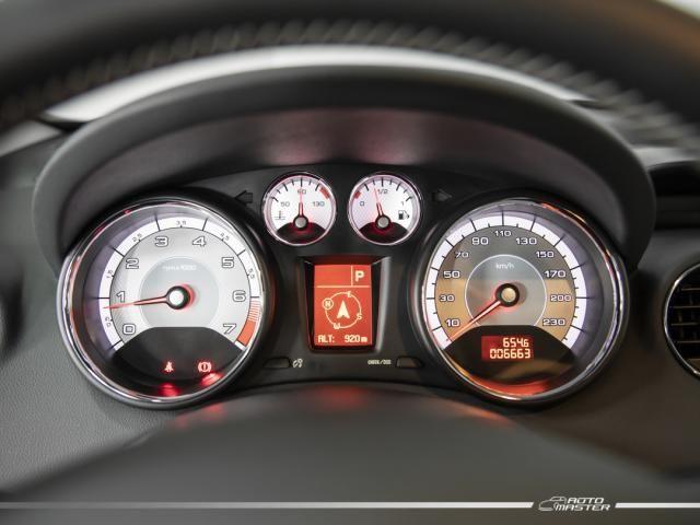 Peugeot 408 Sedan Griffe 1.6 TB Flex 16V 4p Aut. - Preto - 2019 - Foto 8