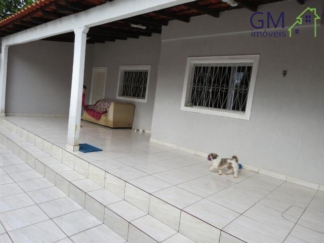 Casa a venda quadra 08 / 03 quartos / sobradinho df / churrasqueira - Foto 10