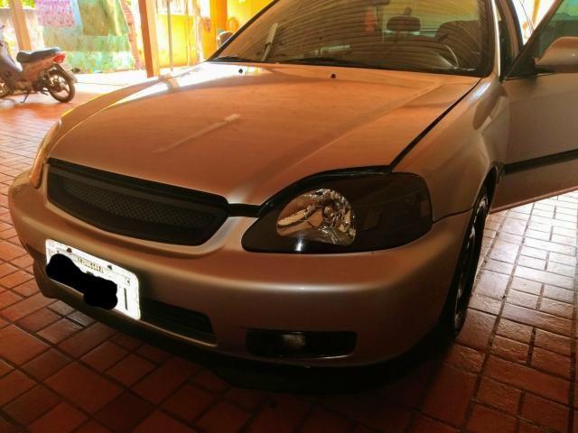 Honda Civic lx 1.6 automático - Foto 4