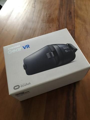 10f5a1540dc20 Óculos Realidade Virtual Samsung Gear VR novo - Celulares e ...