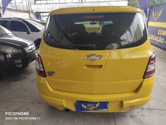 Spin lt 1.8 automatica, ex taxi completa, gnv, aprovação já, s/compr renda, 1° parc 90dias - Foto 6