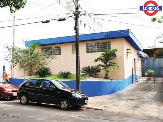 Casa para alugar com 0 dormitórios em Centro, Londrina cod:48