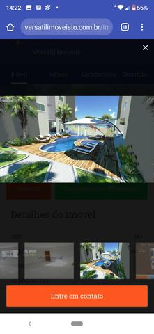 Alugo Apartamento - Resid. Mediterrâneo