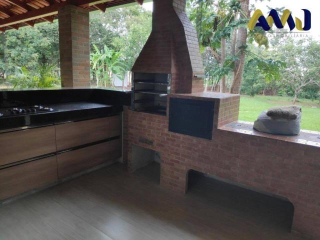 Chácara em Condomínio Fechado - ANALISA PERMUTA PARCIAL - Foto 4