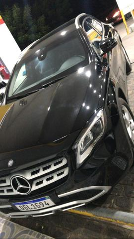 Vendo Mercedes Benz Gla 200 advance 2018 blindada