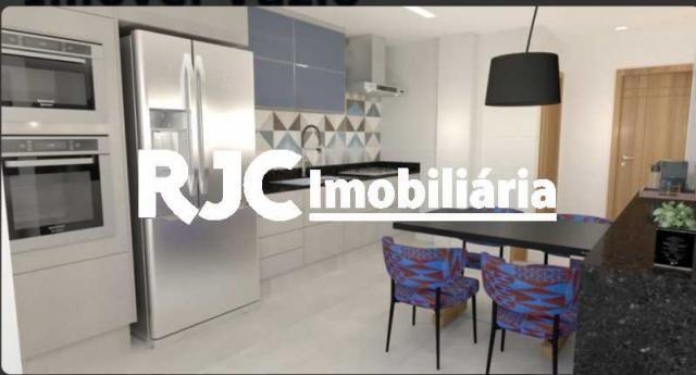 Apartamento à venda com 2 dormitórios em Glória, Rio de janeiro cod:MBAP24787 - Foto 10