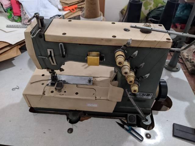 Vendo Máquinas de costuras.