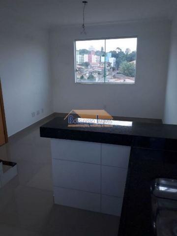 Apartamento à venda com 2 dormitórios em Candelária, Belo horizonte cod:30777