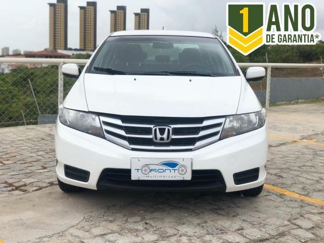 CITY 2013/2013 1.5 LX 16V FLEX 4P AUTOMÁTICO