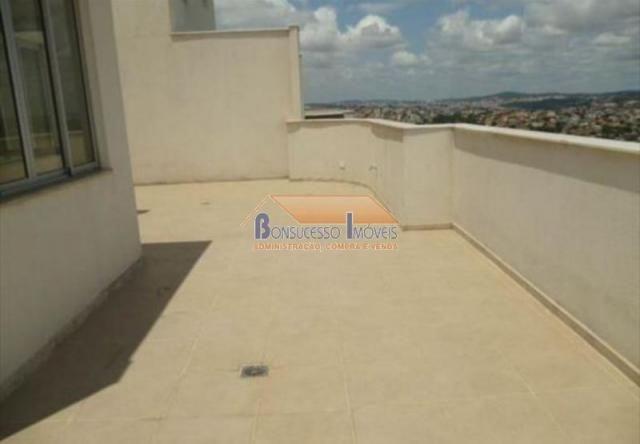 Cobertura à venda com 3 dormitórios em Ouro preto, Belo horizonte cod:32230 - Foto 6