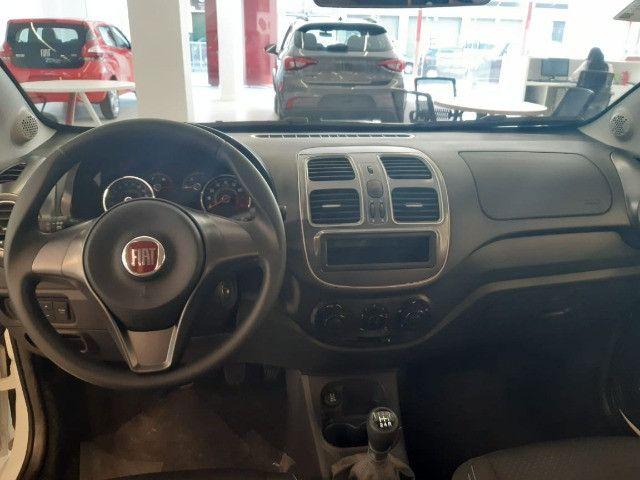 Fiat Grand Siena Attractive 1.4 - 0Km - UBER - Foto 5
