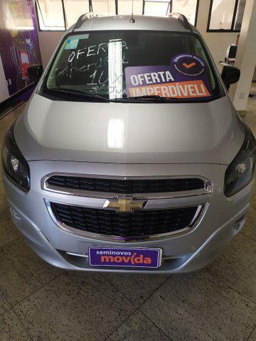 Gm - Chevrolet Spin Advantage 1.8 8V Econo.Flex 5p Aut - Foto 8