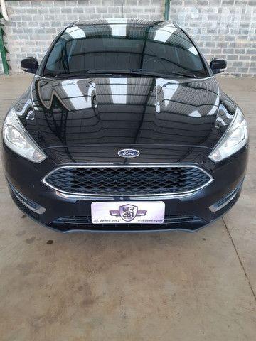Ford Focus Sedan 2.0 Automático