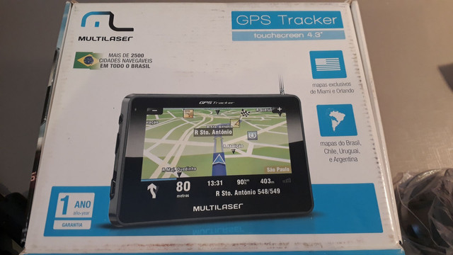 GPS multilaser - Foto 4