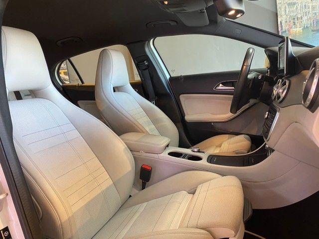 Mercedes-Benz GLA 200 1.6 Advance 2016/2016 Bancos interior bege ,Configuração Linda - Foto 11
