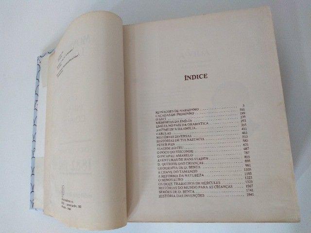 Obra Infantil Completa: Edição Centenário 1882 - 1982 Monteiro Lobato - Foto 4
