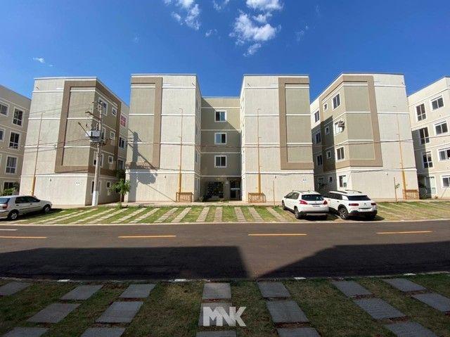 Apartamento para aluguel, 2 quartos, 1 vaga, Pioneiros - Campo Grande/MS