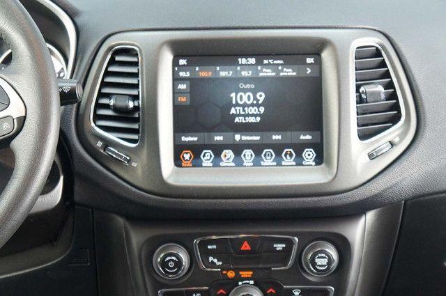 Jeep Compass 2.0 16v Flex Longitude Automático 2020 32.900 Km - Foto 11