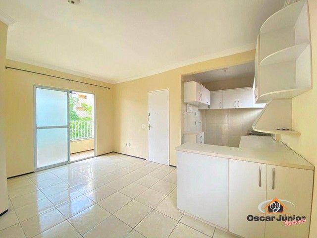 Apartamento com 3 dormitórios à venda, 64 m² por R$ 198.000,00 - Vila União - Fortaleza/CE - Foto 4