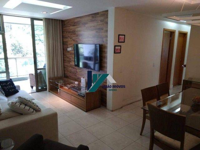 Apartamento montado, próximo ao largo do marrão, com lazer completo, 3 qts 1 suíte 1 vaga - Foto 6