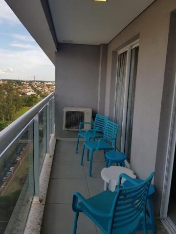 Apartamento com 1 dormitório para alugar, 33 m² por R$ 1.800/mês - Jardim Tarraf II - São  - Foto 4