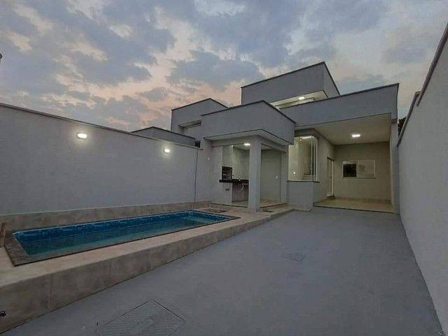 Casa para venda tem 120 metros quadrados com 3 quartos em Vila Pedroso - Goiânia - GO