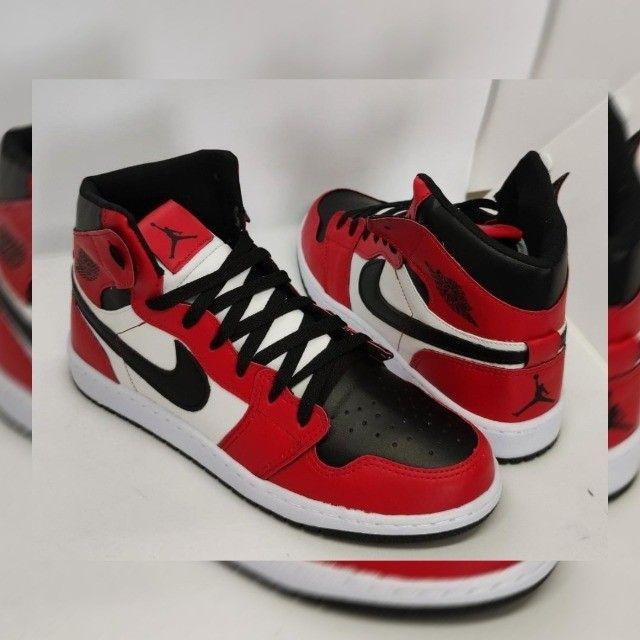 Tênis Nike Jordan 1 Masculino  - Foto 2