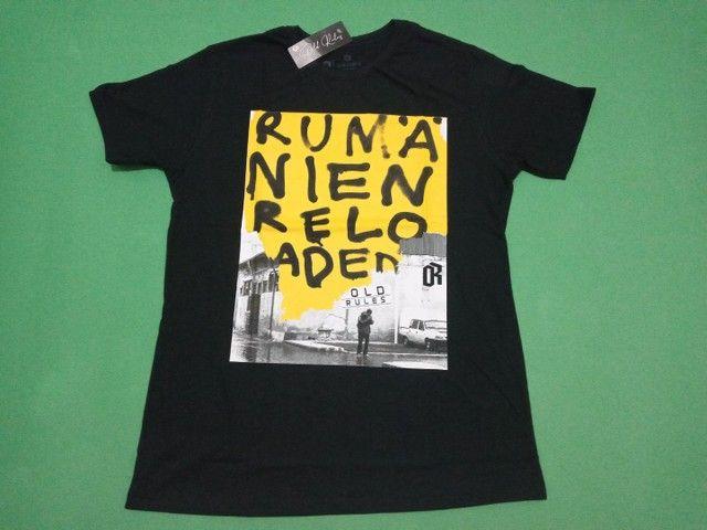 Camisa original Old Rules tamanho GG