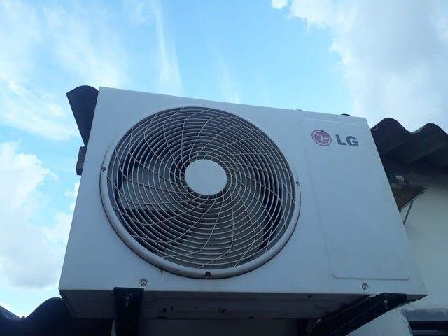 Ar condicionado LG 12.000btus  - Foto 2