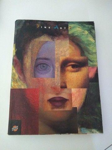 Livro Fine Art 2 - História da Arte (Super Stock)