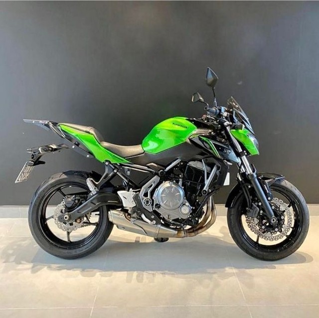 Kawasaki Z650 ABS - Foto 2