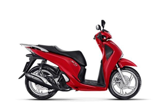 Moto Honda SH 150i 20/21 Zero KM!! - Foto 3