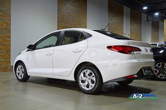 Hyundai HB20S 1.0 Vision 12v Flex - 2020 - Foto 6
