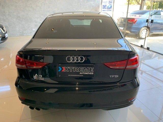 Audi A3 Attraction 1.4 TFSi Flex Tiptronic 2018 - Foto 2
