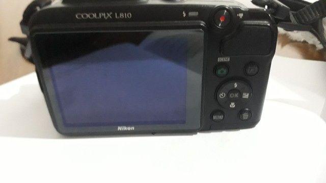 Câmera Fotográfica Nikon Usada - Foto 6