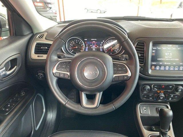 Jeep Compass Longitude Flex 4x2 At 2.0 - Foto 10