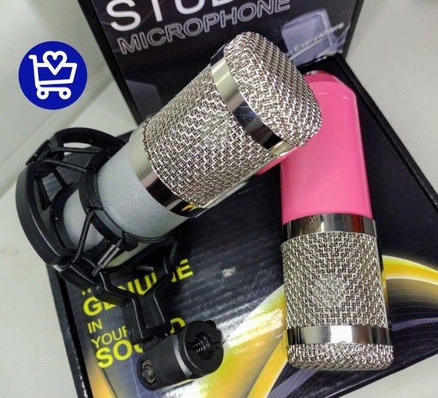 *Microfone Condensador Profissional * - Foto 2
