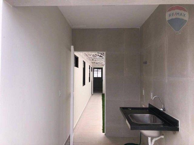 Casa com 3 dormitórios no Luiz Gonzaga à venda, 92 m² por R$ 380.000 - Luiz Gonzaga - Caru - Foto 10