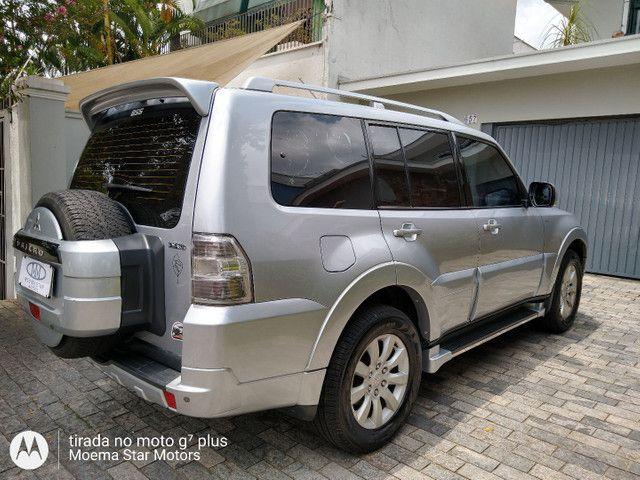 Pajero Full Hpe Gasolina 3.8 7 Lg Blindado Bss 2011 Novissimo Oportunidade Imperdivel - Foto 14