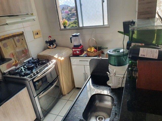 Cod>3198 Apartamento, a venda, 2 quartos, 1 vaga garagem coberta no São João Batista - Foto 16
