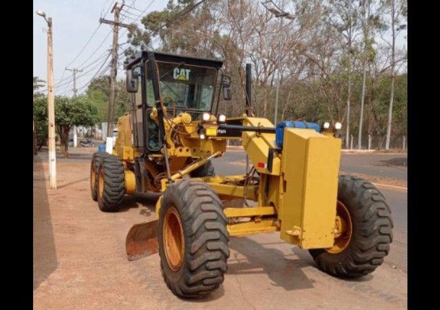 Motoniveladora Caterpillar 140K  - Foto 2