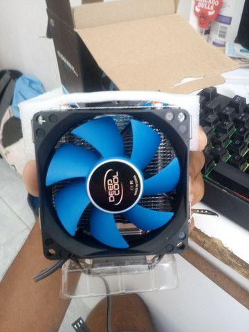 CPU Cooler novo na caixa - Foto 3