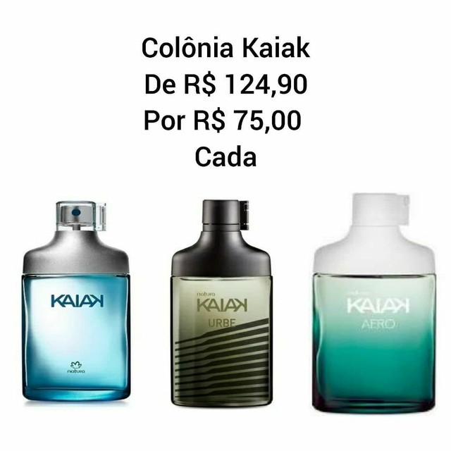Perfumes Natura e Boticário  - Foto 3