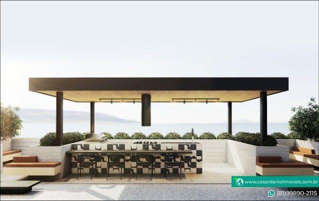 Lançamento no Centro de Porto com 2 Quartos + 50m²   Flats em Porto de Galinhas - Foto 4