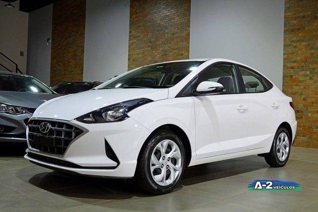 Hyundai HB20S 1.0 Vision 12v Flex - 2020