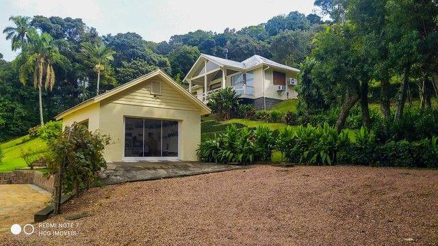 Magnifica casa residencial com praia particular para venda com 500 metros quadrados com 4  - Foto 6