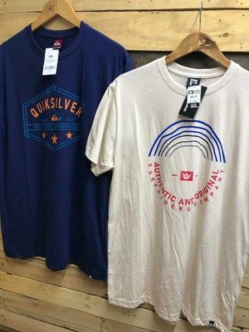 Promoção de Camiseta R$ 28,00 cada, à vista  - Foto 3