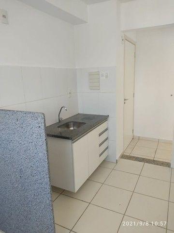 Apartamento 2 Quartos Varanda 1 Vaga, Elevador, Santa Branca - Foto 7