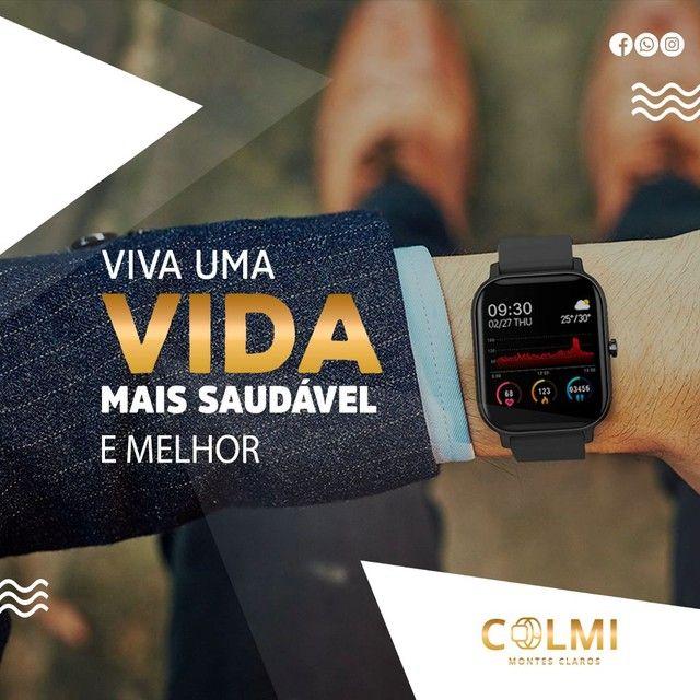 Smartwatch COLMI P8 - Foto 2